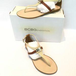 Shoes - BCBG CADETTE WOMEN'S SANDALS 8M NEW